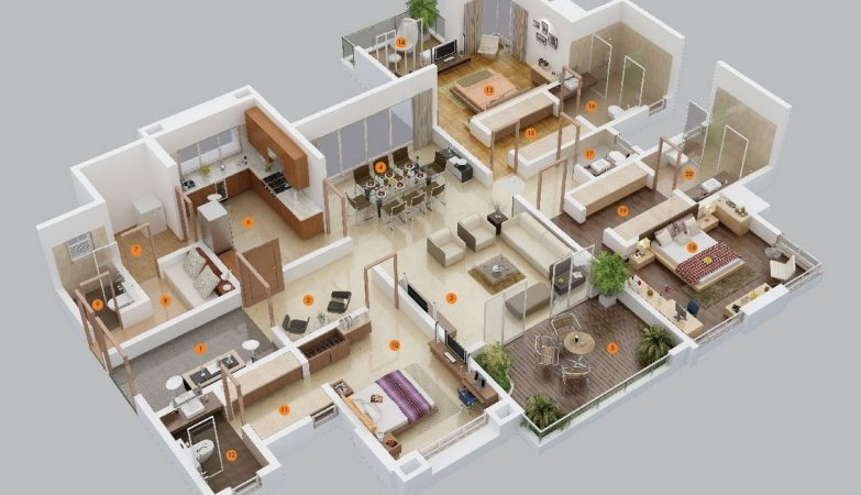 Tips on planning a building